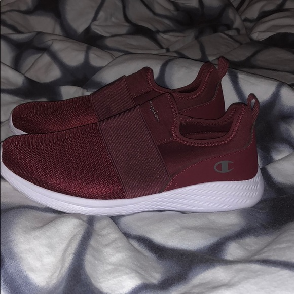 a8217498eaf Champion Shoes - Women s Maroon Champion Sneakers